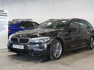 begagnad BMW 540 i xDrive Touring Innovation Edt 2018, Personbil 569 800 kr
