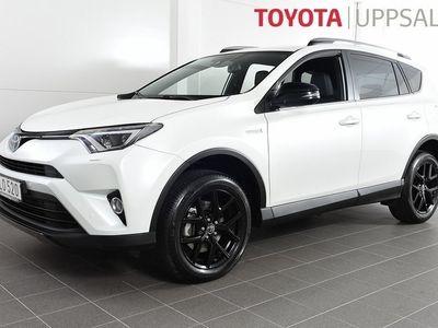 gebraucht Toyota RAV4 2,5 Elhybrid AWD X-Edition (197hk)