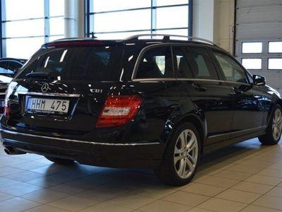 begagnad Mercedes C220 CDI, Navi, Drag, Värmare