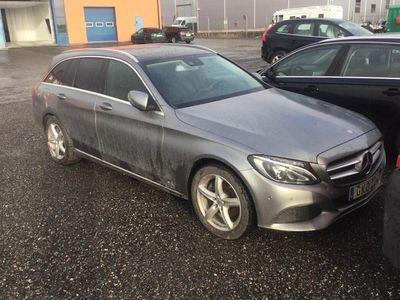begagnad Mercedes C220 d Kombi S205 2016, Personbil 180 000 kr