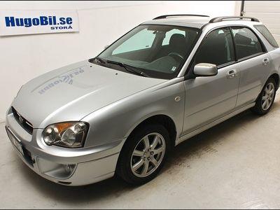 usata Subaru Impreza Kombi 2.0 4WD 125hk 1 ägare ! Kombi