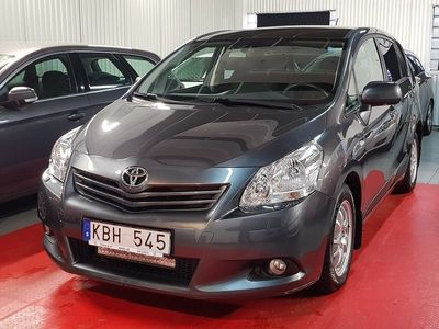begagnad Toyota Verso 1.8 automat Multidrive S 7-sits 147hk