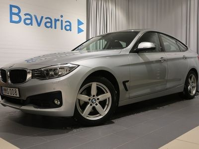 begagnad BMW 320 Gran Turismo d xDrive Sport line V-hjul M o K