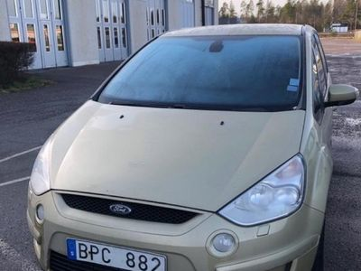 begagnad Ford S-MAX 2,0d