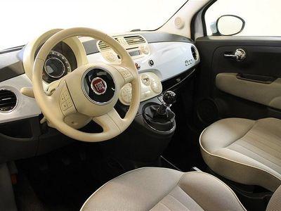 begagnad Fiat 500 1.2 (69hk)