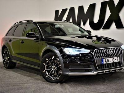 begagnad Audi A6 Allroad 3.0TDi | Quattro | Drag | Alcantara | S&V Hjul