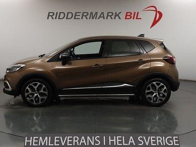 begagnad Renault Captur 0.9 TCe Eu6 Navoí Fullservad 90hk