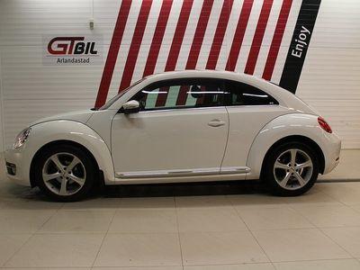 gebraucht VW Beetle The TSI 105 Premiumpaket, Komfortpkt 2012, Halvkombi 99 000 kr