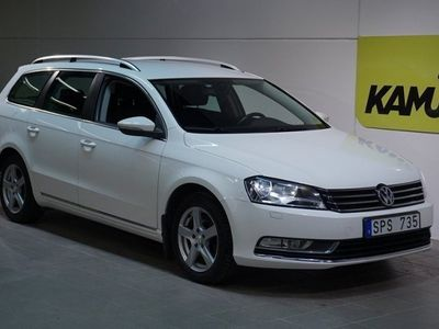 begagnad VW Passat 2.0 TDI 140 4MOTION Drag