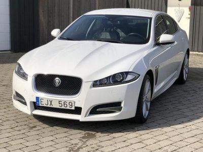 begagnad Jaguar XF 3.0 V6 AWD (Bensin)