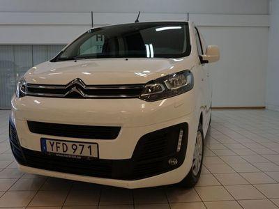 begagnad Citroën Jumpy NAV | DRAG | *HEDINBIL SPÅNGA*