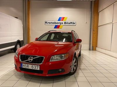 begagnad Volvo V70 T4F Momentum 180hk