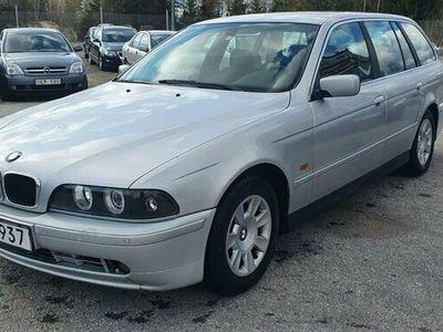begagnad BMW 520 IA TOURING