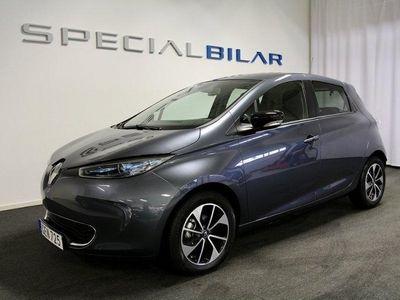 begagnad Renault Zoe R90 41 kWh Batteriköpt