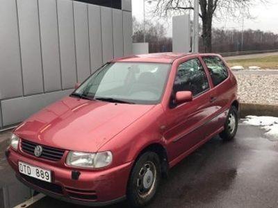 begagnad VW Polo 1,4 -98