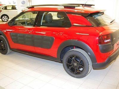 begagnad Citroën C4 Cactus Pure Tech 110 S&S Feel