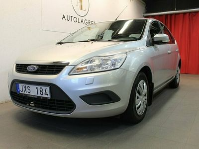 begagnad Ford Focus 5-dörrars Farthållare Nyserv Nybes 1.6 100hk