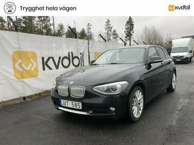 begagnad BMW 118 1-serien d 5dr, F20