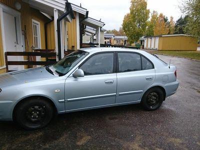 begagnad Hyundai Accent Gsl -04