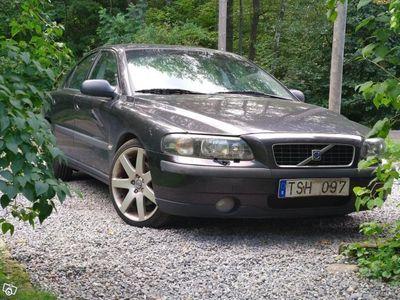 begagnad Volvo S60 2.4T AWD -03