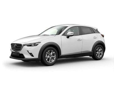 begagnad Mazda CX-3 Vision 2,0 121hk