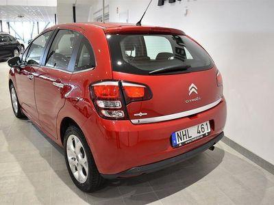 begagnad Citroën C3 1.2 VTi Nordic Edition