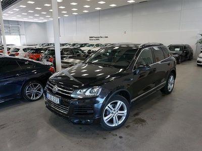 begagnad VW Touareg 3.0 TDI 4Motion R-Line Premium Sport Värmare