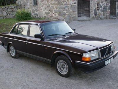 used Volvo 240 GL -91
