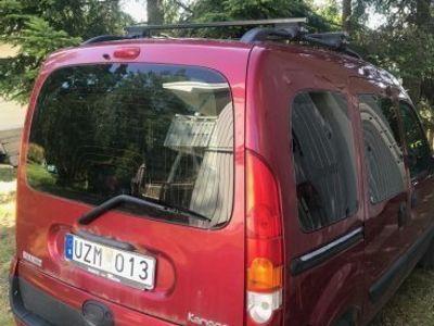 używany Renault Kangoo Family 5 sits med dragkrok -04