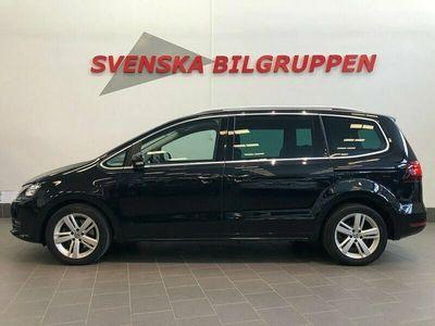 begagnad VW Sharan 2.0 TDI 4M DSG Prem Värmare Drag