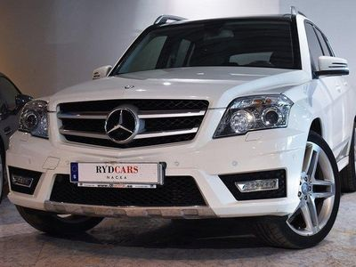 begagnad Mercedes GLK350 CDI 4MATIC AUT AMG 231h