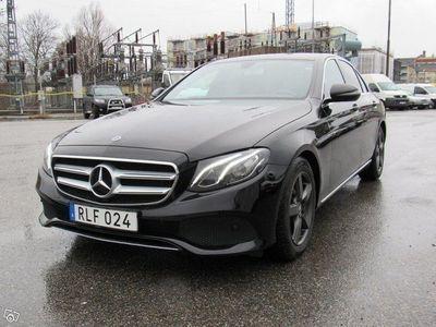 brugt Mercedes E220 9G-Tronic Euro 6 194hk