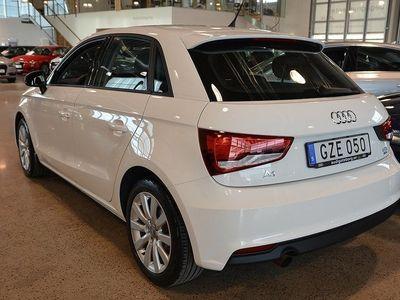 begagnad Audi A1 Sportback 1.0 TFSI 95HK