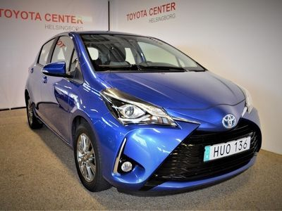 begagnad Toyota Yaris HSD 5-d Active