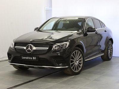 begagnad Mercedes GLC350 d Coupé 4MATIC AMG Sport 258hk