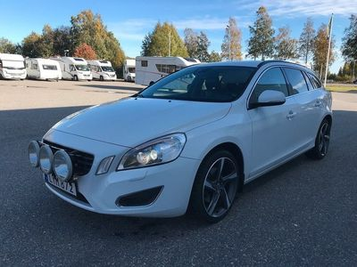 begagnad Volvo V60 D3 Geartronic Momentum 163hk