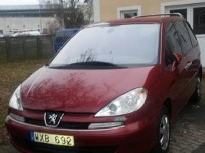 begagnad Peugeot 807 2.2 -05