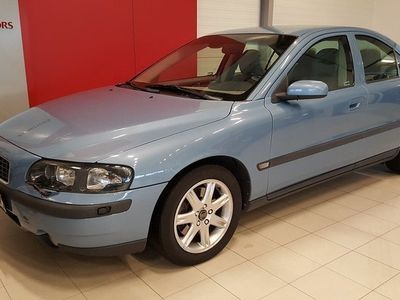 begagnad Volvo S60 2,5T 210hk, Drag, Motorvärmare, -04