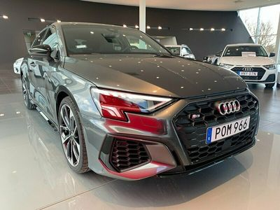 begagnad Audi S3 Sportback 2.0 TFSI quattro S Tronic Euro 6 310hk