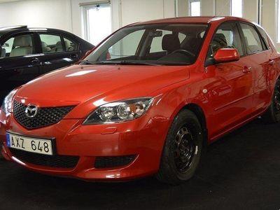 begagnad Mazda 2 3 Sport 1.6 105hk 12,300 MILBRUKARE