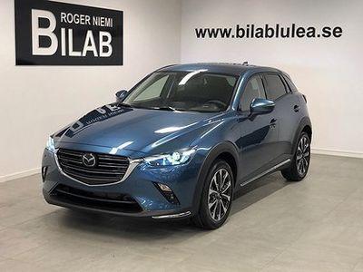 brugt Mazda CX-3 2.0 AWD Optimum