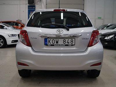 gebraucht Toyota Yaris 1.0 5dr (69hk)