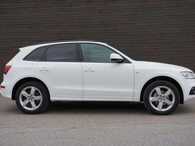 begagnad Audi Q5 2.0 TDI quattro OBS VÄRMARE Design Sp -17