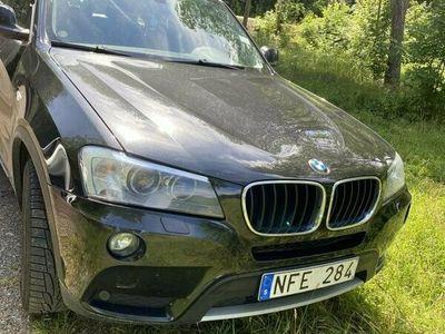 begagnad BMW X3 X3XDRIVE20D