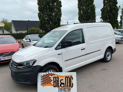begagnad VW Caddy Maxi 1,4 TGI 0kr kontant (fö