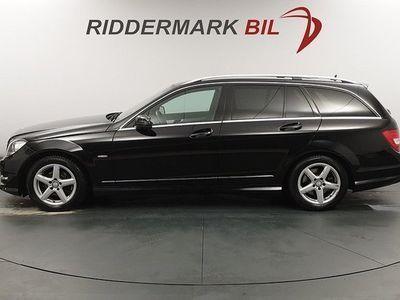 begagnad Mercedes 180 Benz C T AMG Aut Drag Fullservad 2012, Personbil 129 800 kr