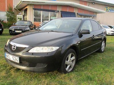 begagnad Mazda 6 6Sport 2.0 LÄDER 2005, Personbil 16 500 kr