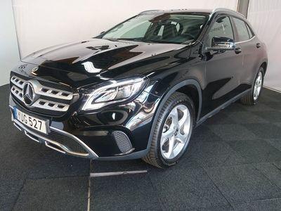 begagnad Mercedes GLA200 7G-DCT / Navi