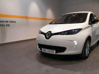 begagnad Renault Zoe R240 22 kWh Life batterihyra 2016, Halvkombi Pris 89 900 kr