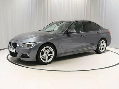 begagnad BMW 330 I SEDAN BUSINESS CONNECTED M-SPORT
